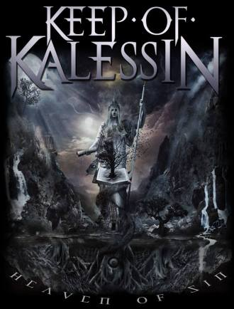 Keep Of Kalessin - Heaven Of Sin - Cover by Simon Bossert